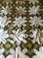 gods eye quilt pattern