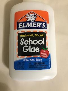 Elmers washable school glue