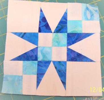 #paper pieced quilt
